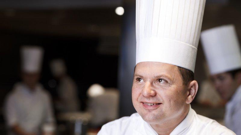 Gastronomie: Franck Giovannini devient le directeur du Restaurant de l'Hôtel de Ville de Crissier