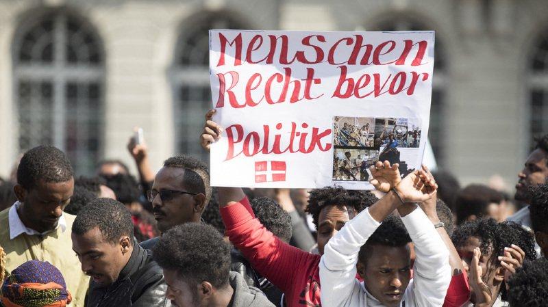 Asile: une vingtaine d'Erythréens pourraient voir leur admission provisoire levée