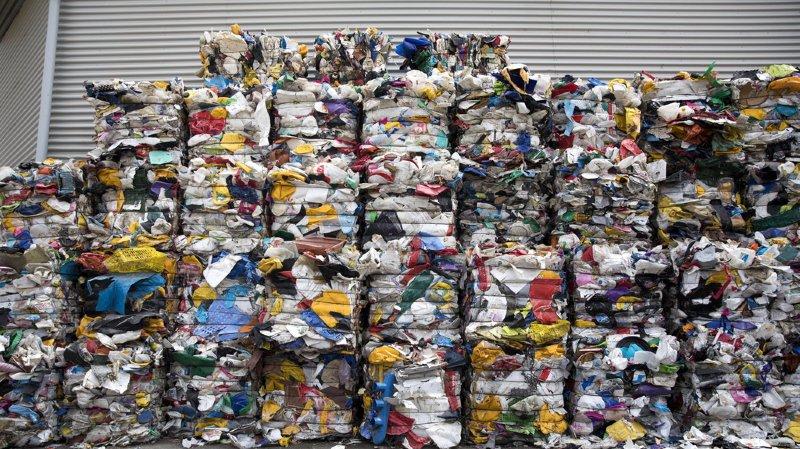 Recyclage du plastique: la Suisse mauvaise élève, une collecte générale organisée côté alémanique