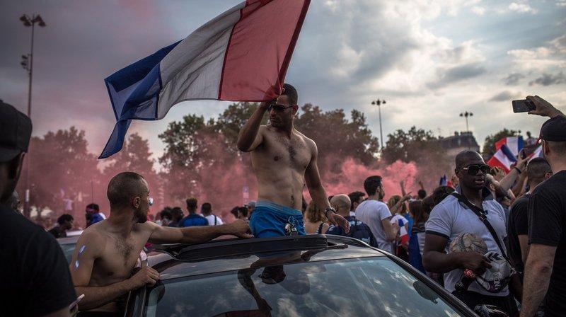 les policiers de la petite ville de Tergnier ont verbalisé plusieurs personnes qui avaient trop klaxonné le soir de la victoire.