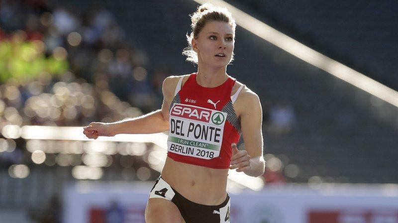 Européens de Berlin - 100 m: les Suissesses Del Ponte, Kora et Kambundji en demi-finales