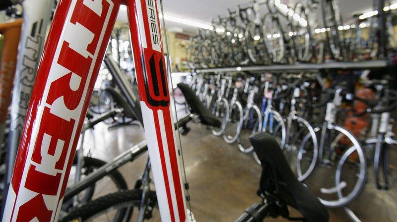 Rappel de produit: le fabricant de vélos Trek retire des pédales qui peuvent se casser