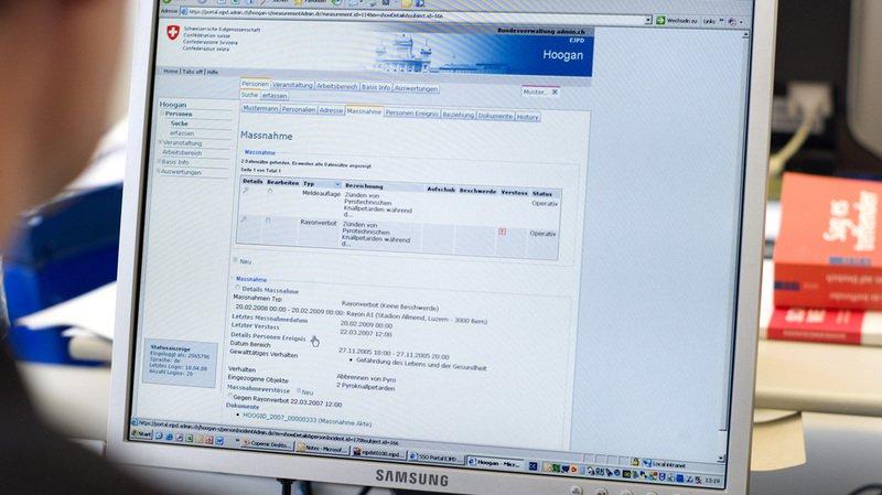 Criminalité: les polices devraient mettre en réseau leurs informations, estime le Conseil fédéral