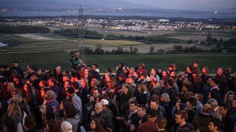 Avec 1700 spectateurs, la 14e édition du Jval Openair de Begnins signe un nouveau record