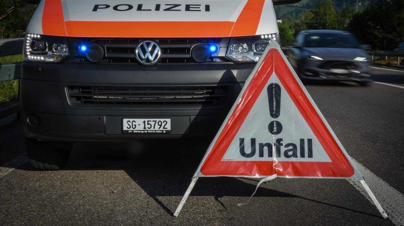 Une femme de 22 ans a perdu la vie dans un accident de la route à Saint-Gall.
