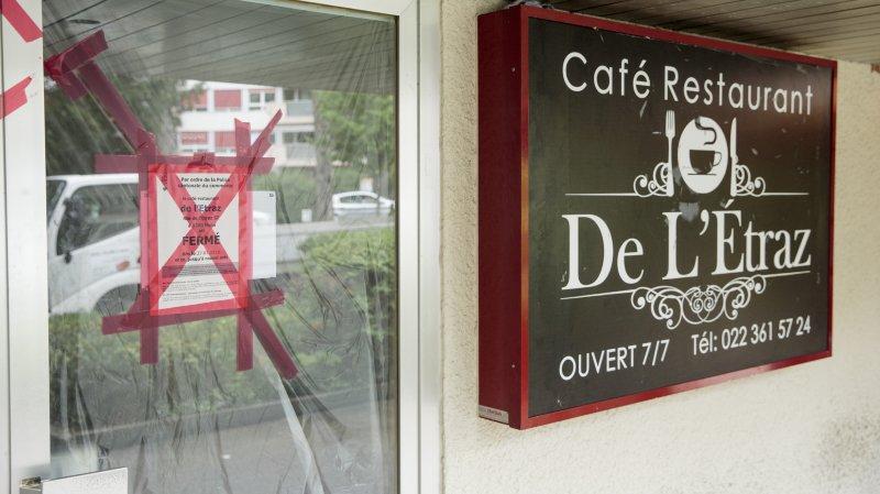 """Le restaurant nyonnais """"Aux 1000 et 1 Braises"""" s'éteint"""