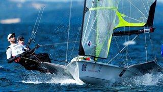 Le duo Cujean/Schneiter a fait un pas de plus vers les Jeux olympiques de Tokyo
