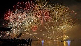 Genève: le grand feu d'artifice illuminera la rade de mille couleurs samedi