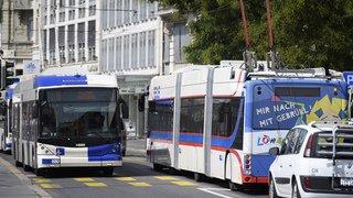 Les transports publics suisses offrent un bon rapport qualité-prix selon un comparatif international