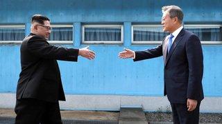 Péninsule coréenne: nouveau sommet intercoréen prévu en septembre à Pyongyang