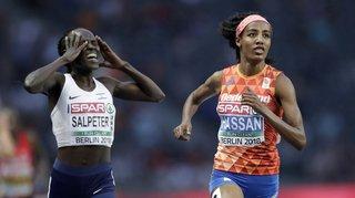 Championnats d'Europe: persuadée d'être sur le podium, elle s'arrête un tour trop tôt
