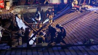Espagne: la plateforme d'un festival de musique s'effondre, plus de 300 blessés