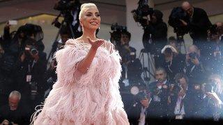 Lady Gaga, actrice brillante à la Mostra de Venise