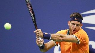 Tennis – US Open: Del Potro en quarts sans avoir perdu le moindre set