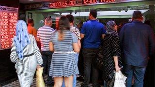La Turquie tente  de réagir à la crise