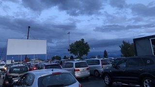 Cossonay: escapade américaine au ciné drive-in du TCS