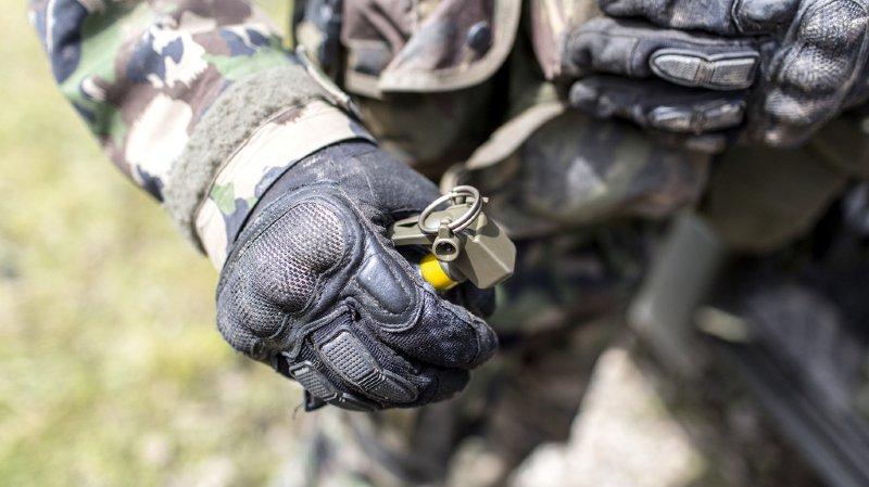 Après la Syrie, des grenades du fabricant suisse Ruag retrouvées en Libye