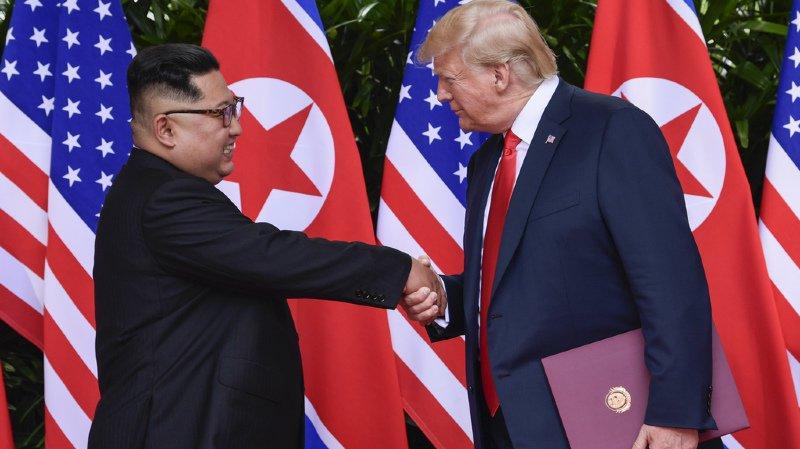 Péninsule coréenne: Kim Jong Un envoie une lettre à Donald Trump pour une nouvelle rencontre