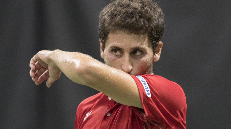 Tennis - Coupe Davis: la Suisse s'incline 3-2 devant la Suède, mais pourra participer à l'édition 2019