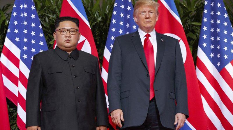 Etats-Unis: Trump affirme avoir sauvé son pays d'une guerre avec la Corée du Nord