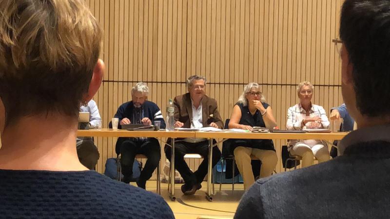Des conseillers de Prangins refusent la venue de représentants du comité de direction de la Région