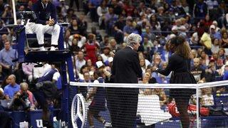 Tennis - US Open: Serena Williams, battue en finale par Osaka, insulte l'arbitre