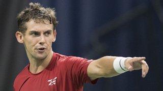 Tennis - Coupe Davis: la Suisse revient à 1-1 face à la Suède
