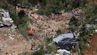 Philippines: le bilan du typhon Mangkhut s'aggrave à 74 morts