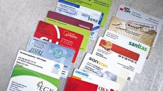 Assurance maladie: la prime moyenne suisse augmentera de 1,2% en 2019