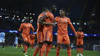 Football - Ligue des Champions: Lyon crée la surprise à Manchester City, Le Real et le Bayern assurent