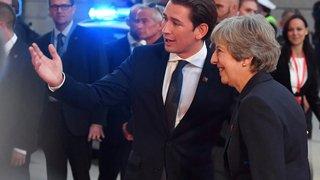 Les 28 butent sur le Brexit et les migrants