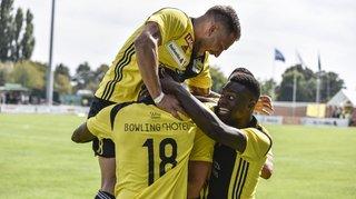 «Fast foot»: Le Stade Nyonnais élimine Grasshopper, sa «deux» perd…