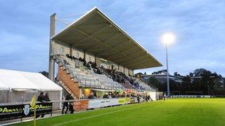 Nyon: l'UEFA va mettre aux normes le stade de Colovray
