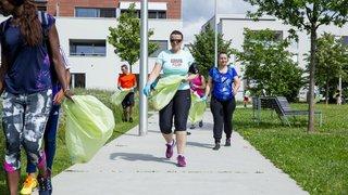 A Morges, on alliera sport et écologie avec l'Urban Plogging