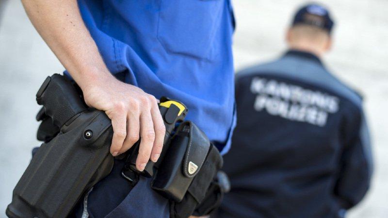 Argovie: trois blessés par balles après une fusillade dans un club privé