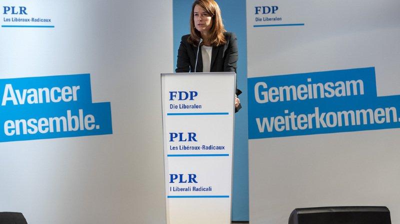 Fédérales 2019: un an avant les élections, le PLR a le vent en poupe