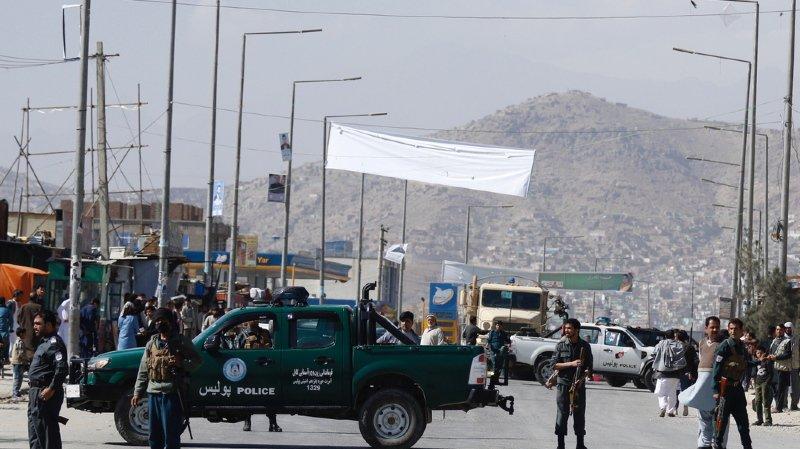 Afghanistan: attentat suicide contre un bureau de vote à Kaboul, au moins quinze morts