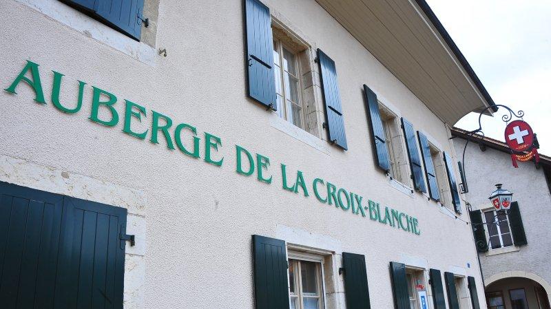 Le Conseil de Gingins n'hésite pas à investir 4,5millions dans la Croix-Blanche