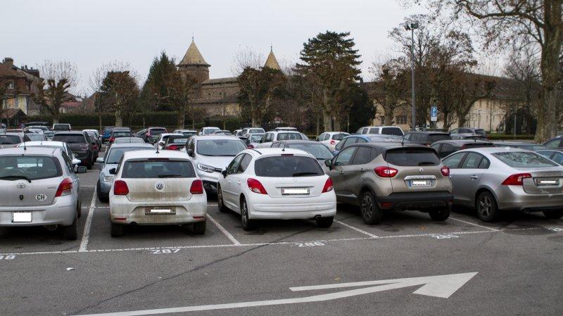 Morges: le parking du Parc des Sports toujours remis en question