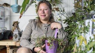 Nyon: Carla De Sousa Garrido récompensée pour son balcon naturel