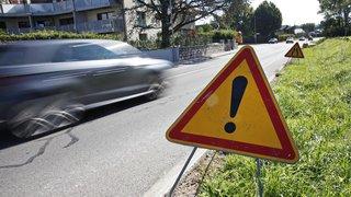 Question du jour: Crassier aura-t-elle un jour son giratoire au croisement des routes de Genève et de Nyon?
