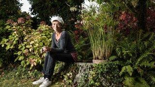 Dans le grand jardin de cette Nyonnaise, la nature est reine