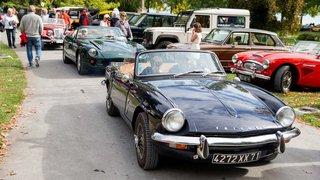 Morges: 27e édition du Swiss Classic British Car Meeting