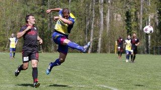 Contre Gland II, le FC Pied du Jura gagne chichement