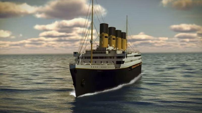 Une croisière à bord du Titanic, ça vous dit? Une réplique devrait prendre la mer en 2022