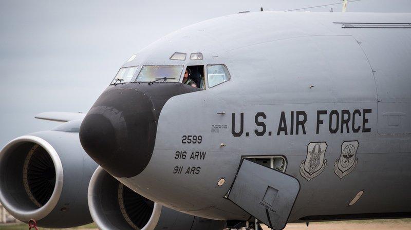 Scandale: les pilotes de l'US Air Force boivent leur café dans des tasses à 1200dollars
