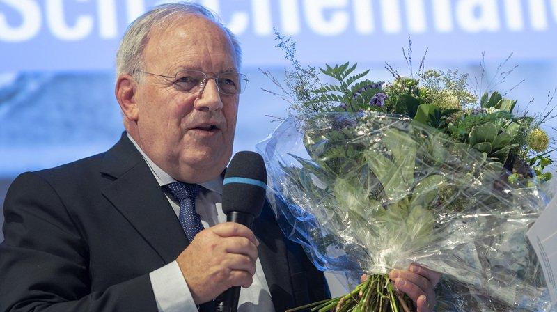 Succession de Schneider-Ammann: Karin Keller-Sutter, Christian Amsler et Hans Wicki dans la course
