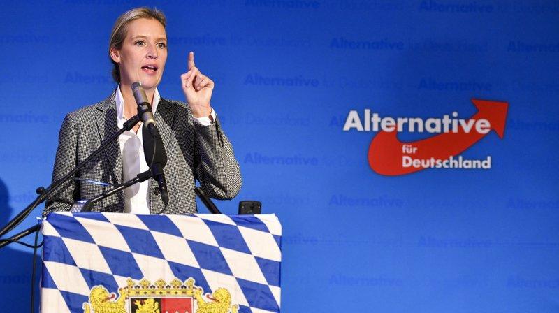 Une société pharmaceutique suisse aurait financé le parti d'extrême droite allemand AfD