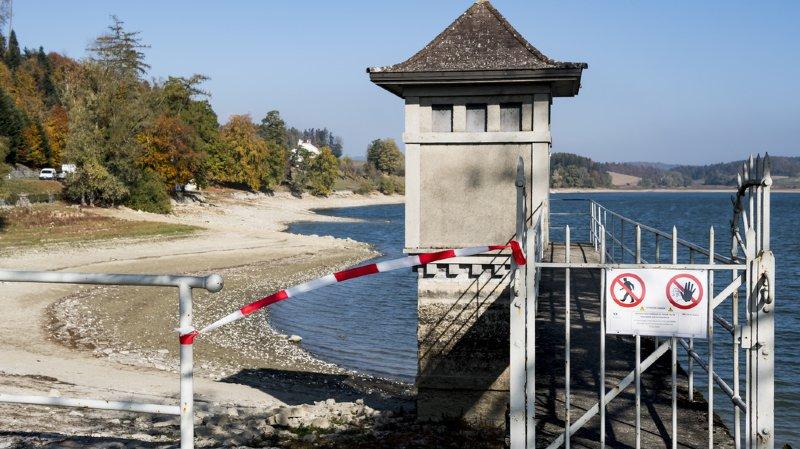 Sécheresse: plusieurs promeneurs imprudents pris au piège dans des cours d'eau asséchés