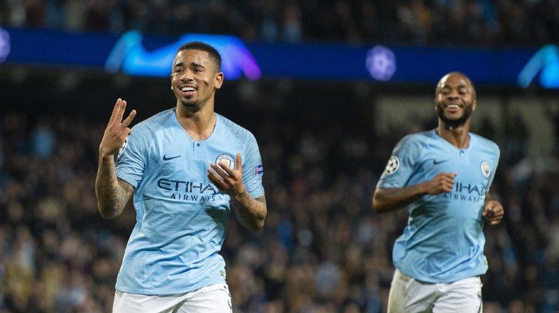 Football – Ligue des champions: City écrase le Shakhtar Donetsk, United réalise le hold-up à Turin, l'Ajax manque le coche face à Benfica